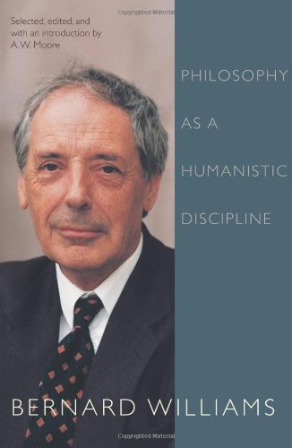 Philosophy as a Humanistic Discipline   2006 edition cover