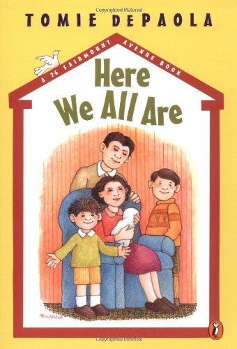 Here We All Are  N/A edition cover