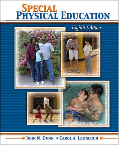 Special Physical Education  8th 2006 (Revised) edition cover