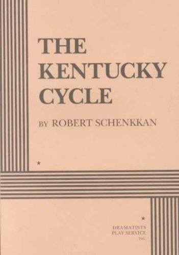 Kentucky Cycle  N/A edition cover