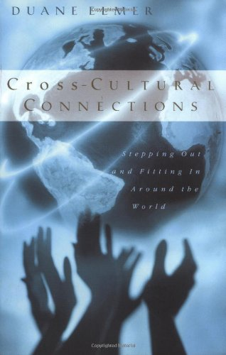 Cross-Cultural Connections Stepping Out and Fitting in Around the World  2002 edition cover