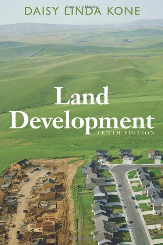 Land Development  10th 2006 9780867186093 Front Cover