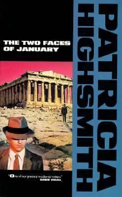 Two Faces of January  N/A 9780871132093 Front Cover