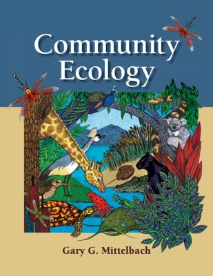 Community Ecology   2012 edition cover