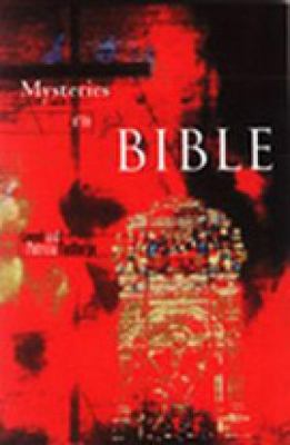 Mysteries of the Bible   1999 9780888822093 Front Cover