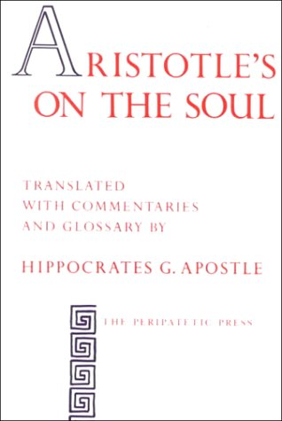 On the Soul 1st edition cover