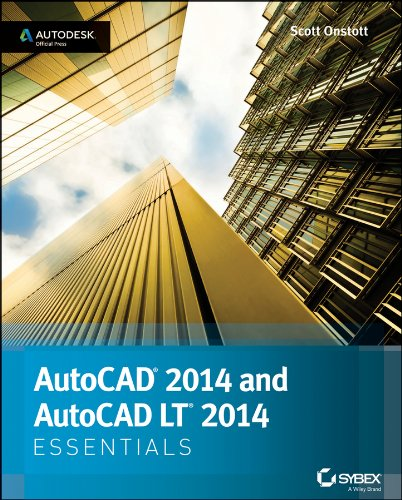 AutoCAD 2014 and AutoCAD LT 2014   2013 edition cover