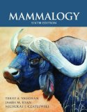 Mammalogy  6th 2015 edition cover