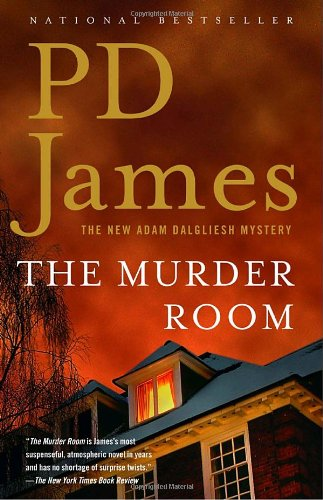 Murder Room   2003 edition cover