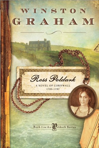 Ross Poldark A Novel of Cornwall, 1783-1787  2009 edition cover