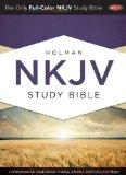 Holman Study Bible   2013 edition cover