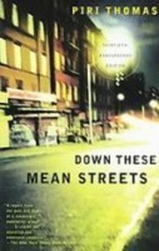 Down These Mean Streets:  2008 edition cover