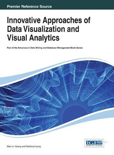Innovative Approaches of Data Visualization and Visual Analytics   2014 edition cover