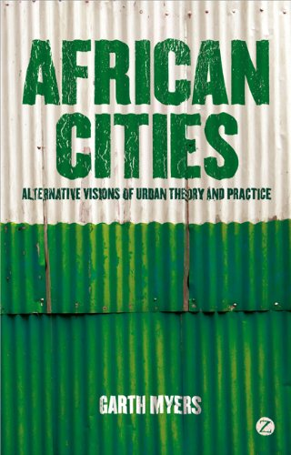 African Cities Alternative Visions of Urban Theory and Practice  2011 edition cover