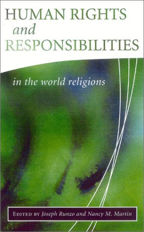 Human Rights and Responsibilities in the World Religions   2002 edition cover