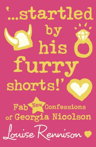 ...Startled by His Furry Shorts! N/A edition cover