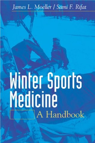 Winter Sports Medicine Handbook   2004 9780071412094 Front Cover