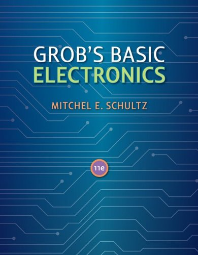 Grob's Basic Electronics  11th 2011 edition cover
