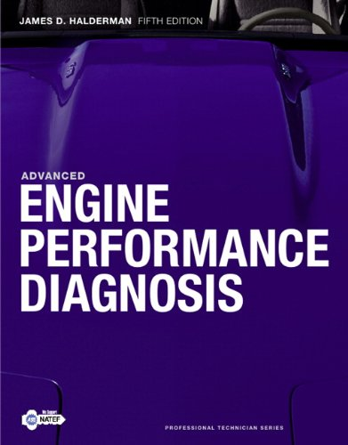 Advanced Engine Performance Diagnosis  5th 2012 edition cover