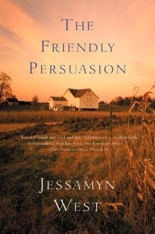 Friendly Persuasion   1973 9780156029094 Front Cover