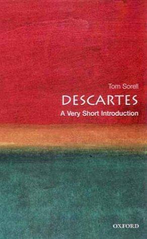 Descartes   2000 edition cover