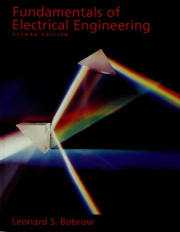 Fundamentals of Electrical Engineering  2nd 1996 (Revised) edition cover