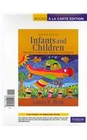 Infants and Children Prenatal Through Middle Childhood 7th 2012 edition cover