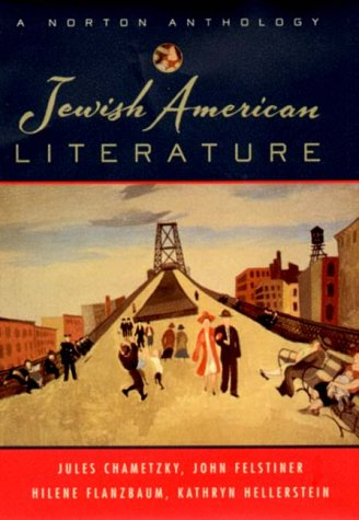 Jewish American Literature A Norton Anthology  2001 edition cover