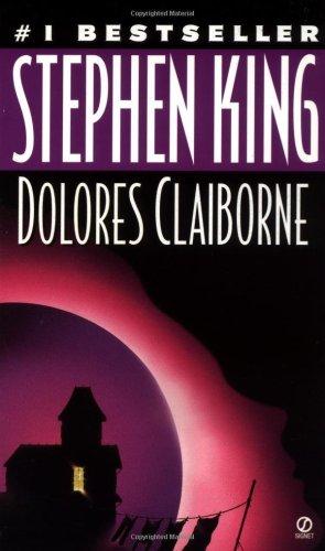 Dolores Claiborne  Reprint edition cover