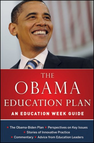 Obama Education Plan An Education Week Guide  2009 edition cover