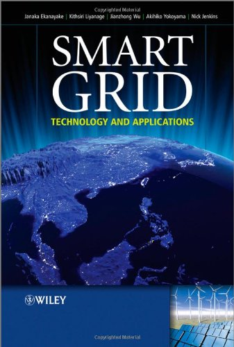 Smart Grid Technology and Applications  2011 edition cover