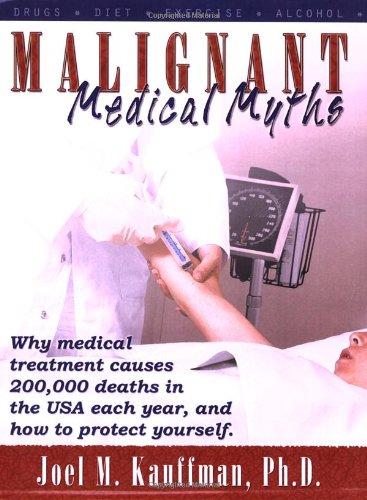 Malignant Medical Myths  2006 edition cover