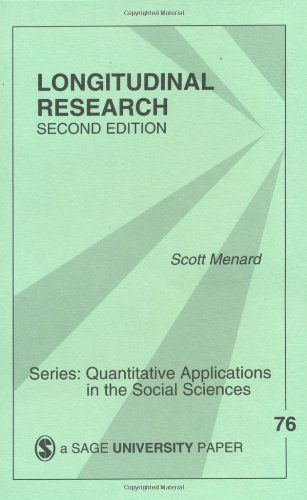 Longitudinal Research  2nd 2002 (Revised) edition cover