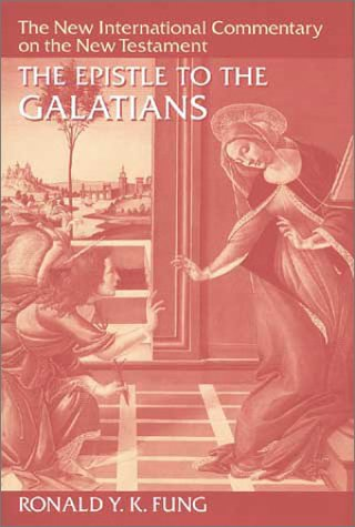 Epistle to the Galatians  2nd 1988 (Revised) edition cover