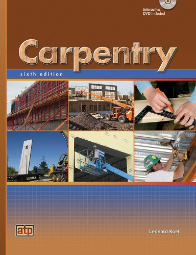 CARPENTRY                      N/A 9780826908094 Front Cover