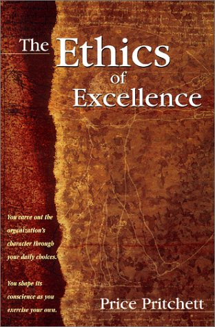 Ethics of Excellence 1st edition cover