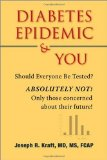 Diabetes Epidemic and You   2011 edition cover