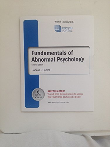 FUNDAMENTALS OF...-6 MONTH ACC N/A edition cover