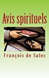 Avis Spirituels  N/A 9781492711094 Front Cover