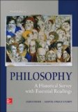 Philosophy: a Historical Survey with Essential Readings  9th 2015 9780078119095 Front Cover