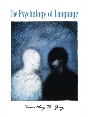 Psychology of Language   2003 edition cover