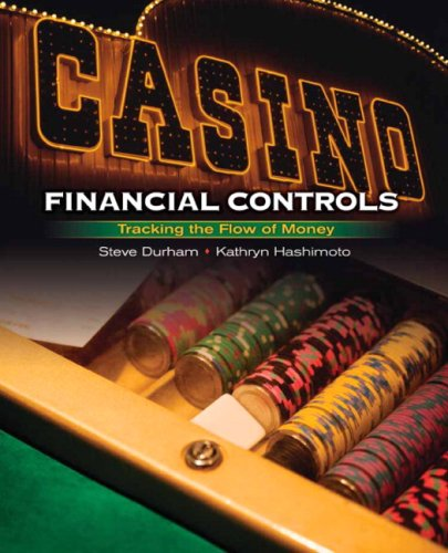 Casino Financial Controls Tracking the Flow of Money  2010 edition cover