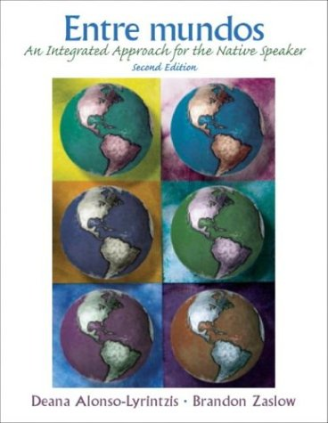 Entre Mundos An Integrated Approach for the Native Speaker 2nd 2004 (Revised) edition cover