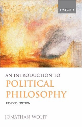 Introduction to Political Philosophy  2nd 2006 (Revised) edition cover