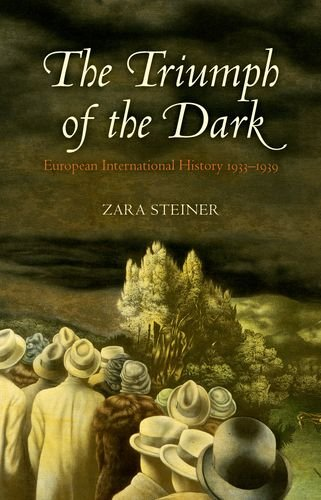 Triumph of the Dark European International History 1933-1939  2013 edition cover