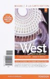 West A Narrative History, Volume Two: 1400 to the Present, Books a la Carte Edition 3rd 2013 edition cover