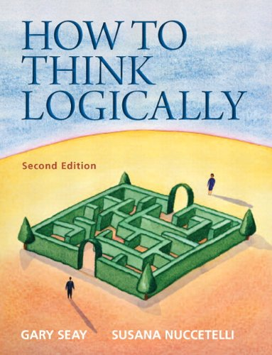 How to Think Logically  2nd 2012 edition cover