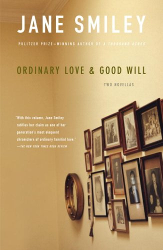 Ordinary Love and Good Will  N/A edition cover