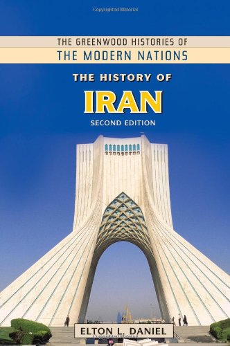 History of Iran  2nd 2012 (Revised) edition cover