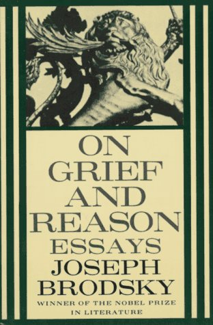 On Grief and Reason  N/A edition cover
